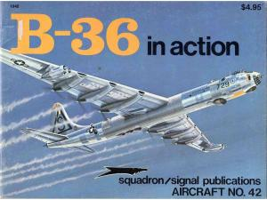 [Squadron-Signal] - [In Action 042] - B-36