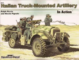 [Squadron-Signal] - [In Action 044] - Italian Truck-Mounted Artillery In Action