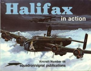 [Squadron-Signal] - [In Action 066] - Halifax