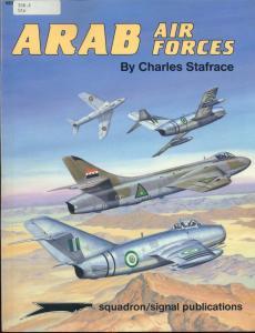 Squadron Signal - Various 6066 - Arab Air Forces