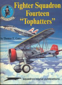 Squadron Signal - Various 6173 - Fighter Squadron Fourteen Tophatters