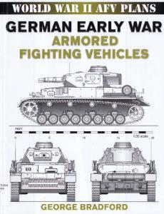 [Stackpole] German Early War Armored Fighting Vehicles ( World War II AFV Plans)