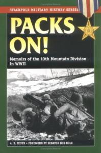 [Stackpole] Packs On! Memoirs of the 10th Mountain Division in WWII