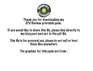 STU Review