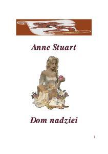 Stuart Anne - Walentynki (2000) 01 - Dom nadziei