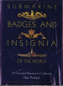Submarine Badges and Insignia of the World