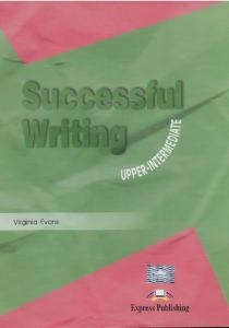 Successful Writing - Upper Intermediate SB