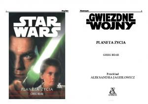 SW-012 - Planeta -ycia - Bear Greg