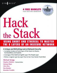 Syngress - Hack the Stack