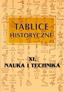 Tablice historyczne 11 - Nauka i Technika+