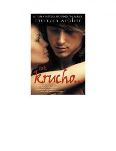 Tammara Webber - 2 - Tak krucho