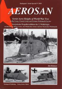 Tankograd 2010 - Aerosan Soviet Aero-Sleighs of World War Two