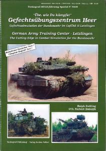 Tankograd 5005 - German Army Training Center - Letzlingen