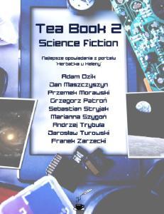 Tea Book 2 Science Fiction Antologia