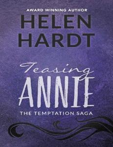 Teasing Annie (The Temptation Saga #2) - Helen Hardt