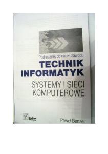 Technik Informatyk Systemy i Sieci Komputerowe