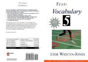 Test Your Vocabulary 5 with key PENGIUN BOOKS