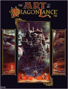 The Art of the Dragonlance Saga