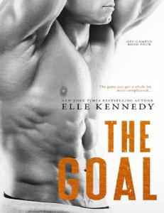 The Goal (Off-Campus #4) - Elle Kennedy
