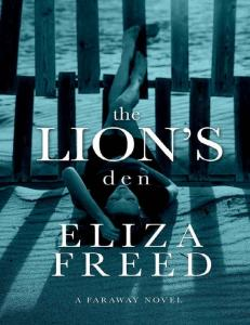 The Lions Den (Faraway #2) - Eliza Freed