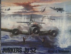 The Luftwaffe Profile - Junkers Ju 52
