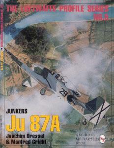 The Luftwaffe Profile Series 05 -Junkers Ju-87A