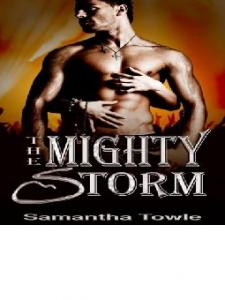 The Mighty Storm (The Storm #1) - Samantha Towle