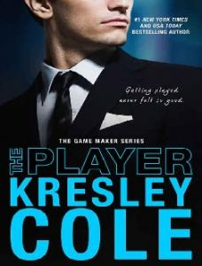 The Player (The Game Maker #3) - Kresley Cole