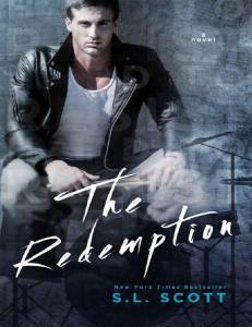 The Redemption (Hard to Resist #3) - S.L. Scott