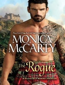 The Rogue_ A Highland Guard Nov - Monica McCarty