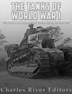 The Tanks of World War I