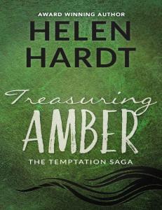 (The Temptation Saga #5)Treasuring Amber - Helen Hardt