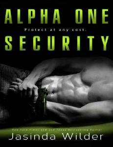 Thresh (Alpha One Security #2) - Jasinda Wilder