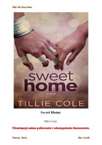 Tillie Cole - Sweet Home - 1 - Sweet Home
