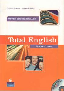 Total English Upper-intermediate SB