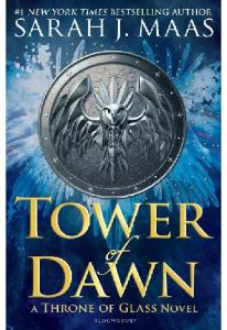 Tower of Dawn (Throne of Glass) - Sarah J. Maas(ang.)
