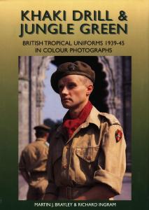 Tropical Uniforms 1939-45 in Colour Photographs
