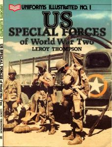 Uniforms Illustrated 01 - US Special Force of World War II