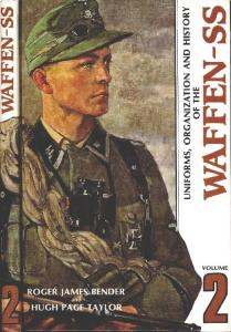 Uniforms,Organization and History of the Waffen-SS vol. 2