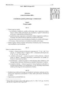 Ustawa o dziaêalnoÿci po¥ytku publicznego i o wolontariacie (2)