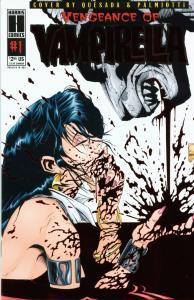 Vengeance of Vampirella 01