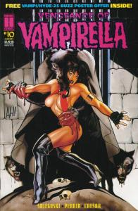 Vengeance of Vampirella 10
