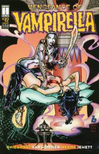Vengeance of Vampirella 12