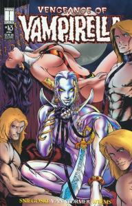 Vengeance of Vampirella 13