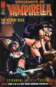 Vengeance of Vampirella 17