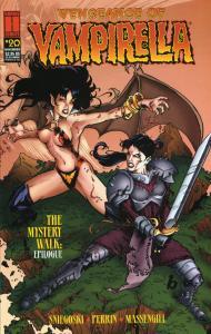 Vengeance of Vampirella 20