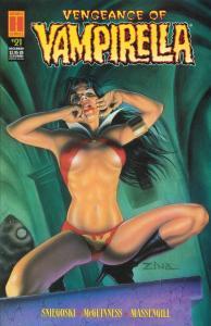 Vengeance of Vampirella 21