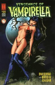 Vengeance of Vampirella 22