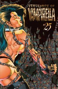 Vengeance of Vampirella 25
