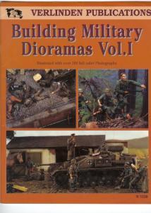verlinden Builduing military dioramas volume 1